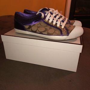 Coach Zorra Sneakers